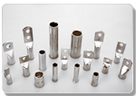 We are leading manufacturer of vast range of electrical components like Copper Lugs, Cable Lugs, Aluminum and Battery Lugs from India